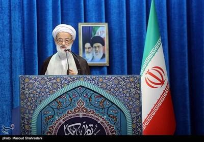خطیب جمعة طهران: الجرائم التی ترتکبها السعودیة والکیان الصهیونی تحظى بدعم امریکی