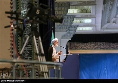 سخنرانی آیتالله امامی کاشانی امام جمعه موقت تهران