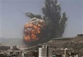 شهداء وجرحى یمنیین فی غارات للعدوان السعودی على بلدات حدودیة