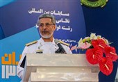دریادار سیاری: نقش ایران در تأمین امنیت گذرگاههای دریایی بر کسی پوشیده نیست
