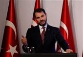 وزیرا المالیة الترکی والفرنسی یؤکدان التعاون ضد العقوبات الأمریکیة