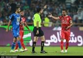 شیرازی: باشگاه میزبان باید برای داوران استقلال و تراکتورسازی وسایل نقیله تأمین میکرد