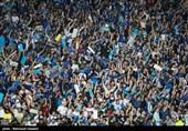 هشدار یگان ویژه پلیس تهران به هواداران استقلال: باعث محرومیت تیمتان نشوید