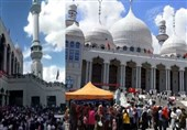 چین میں مسجد کے انہدام کے فیصلے کے خلاف مسلمان سراپا احتجاج