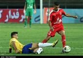 لیگ برتر فوتبال| تساوی یک نیمهای پدیده و تراکتورسازی