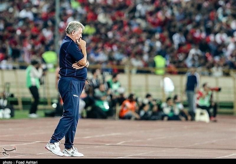 تبریز  توشاک: تمام امیدواری ما به بازی فردا و پیروزی در آن است/ شاید میخواهید مربی تراکتورسازی عوض شود؟!