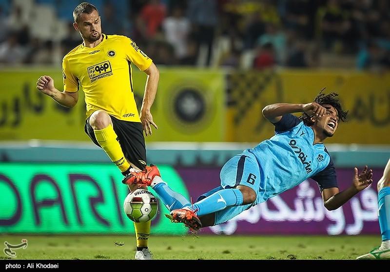 جدول لیگ برتر فوتبال در پایان هفته چهارم؛ سقوط پرسپولیس، صعود پدیده