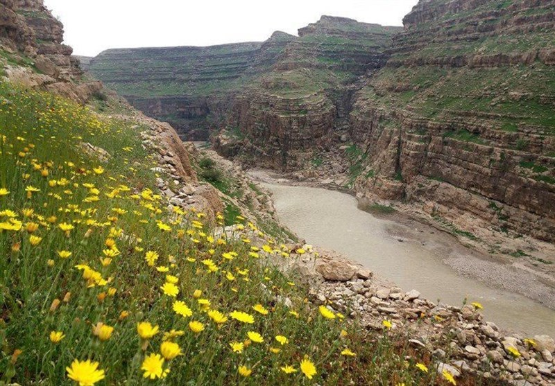 Khazineh Valley: A Marvel of Nature in Iran's Lorestan
