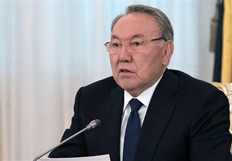 قزاقستان مجتمع بندری جدید در ساحل خزر افتتاح کرد