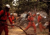 California Uses 2,000 Inmates to Battle Largest Ever Major Wildfires in State History
