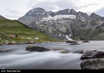 دریاچه گنگبل - کشمیر