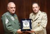 وابستگان نظامی 28 کشور جهان از پایگاه هوایی مهرآباد بازدید کردند
