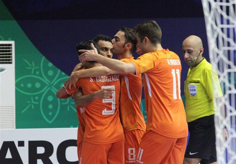 فوتسال قهرمانی باشگاههای آسیا|قهرمانی نماینده ایران پس از 3 سال/ مس، طلا شد!
