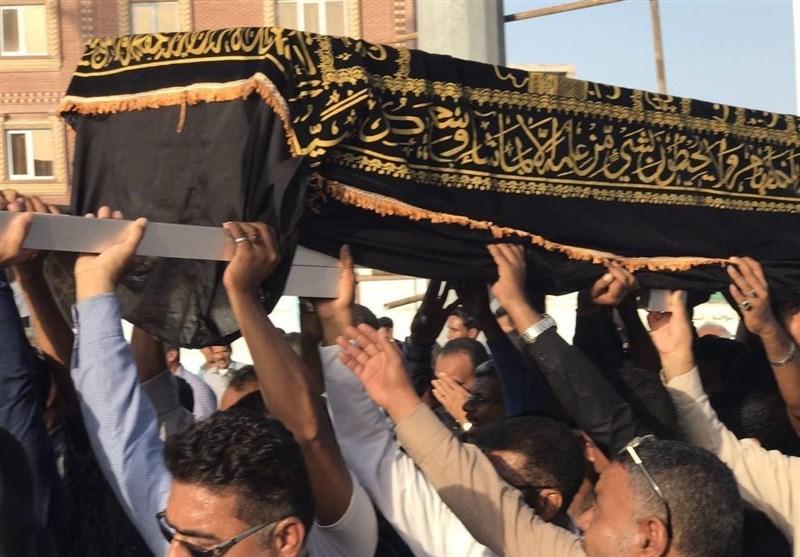 اردبیل|مادر شهید میرزا حسنپور به فرزند شهیدش پیوست