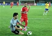 لیگ برتر فوتبال| پدیده در خانه صنعت نفت آبادان متوقف شد/ شاگردان گلمحمدی همچنان در رده سوم