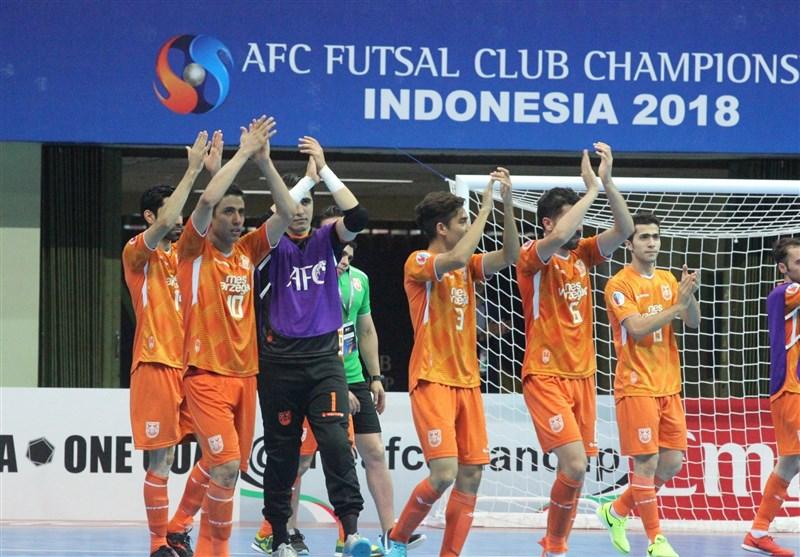 Iran's Mes Sungun Crowned AFC Futsal Club Champion