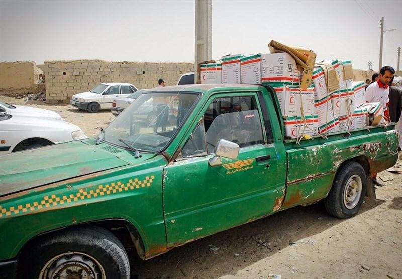 تهیه 50 هزار بسته غذایی یک ماهه برای مردمان دیار بادهای گاوکش