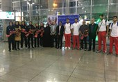 بازگشت تیم بسکتبال سه نفره بانوان به ایران