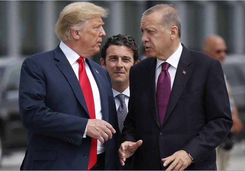 رسانههای ترکیه: ماندن بخشی از نیروهای آمریکایی در سوریه به مذاکرات ترامپ-اردوغان مربوط است