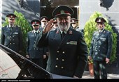 Police Chief Hails Security in Iran's Inland, Border Areas