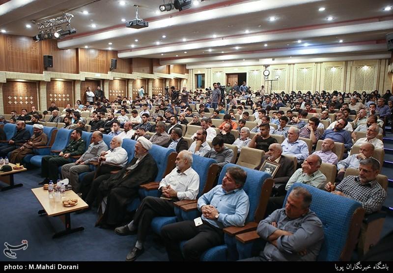 پنجمین یادواره ی شهیدان موحددانش و شهدای مدافع حرم