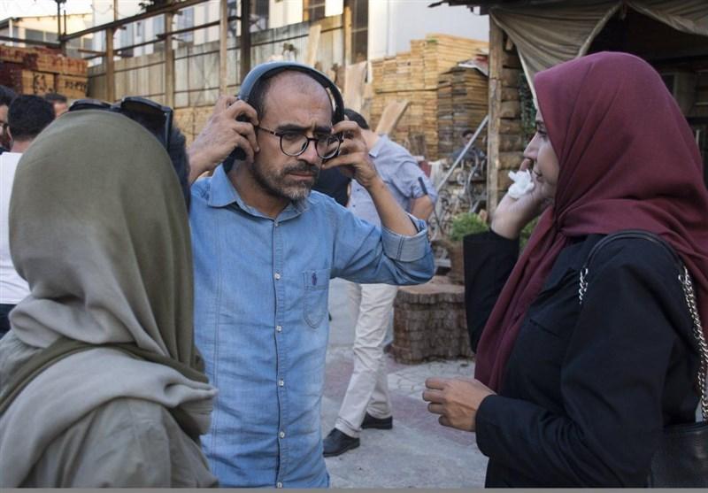 """""""محکومین2"""" در احمدآباد مستوفی جلوی دوربین رفت"""