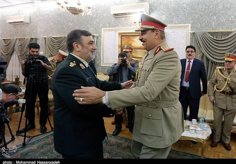 Iraqi Border Police Chief Lauds Iran's Assistance