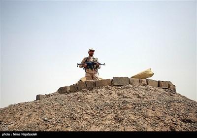 بازدید خبرنگاران از مرز تایباد