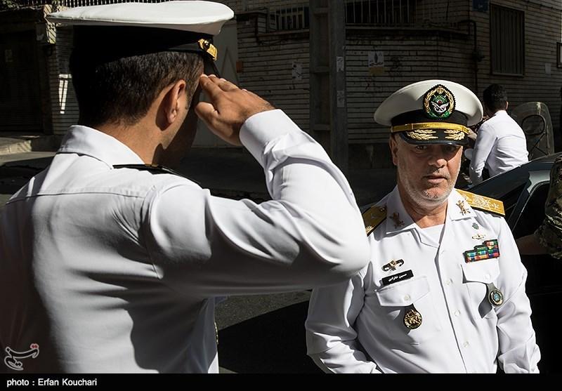 بازدید فرمانده نیروی ارتش از خبرگزاری تسنیم