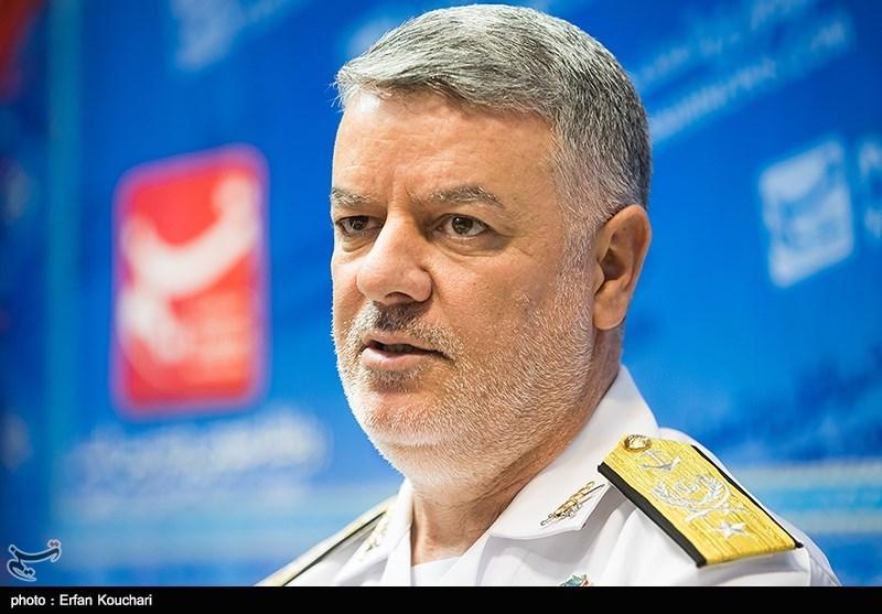 امیر خانزادی: ساخت پیچیدهترین تجهیزات نظامی توسط نیروی دریایی ارتش / هیچ نیازی به آمریکاییها نداریم