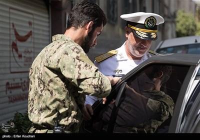 بازدید فرمانده نیروی دریایی ارتش از خبرگزاری تسنیم
