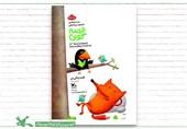 پوستر جشنواره قصهگویی با طرحی از داستان «روباه و زاغ» منتشر شد