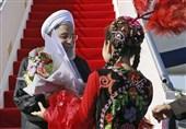 کیسپیئن سی کے اجلاس میں شرکت کرنے صدر روحانی قزاقستان پہنچ گئے