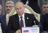 پوتین: عدم حضور قدرتهای فرامنطقهای در دریای خزر تضمین شده است