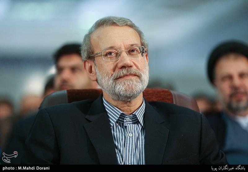 Iran's Larijani Urges Parliamentary Commission to Pursue Georgia Airport Incident