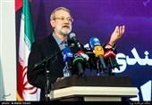لاریجانی: المراحل القانونیة لتوافق بحر قزوین یجب ان تمر عبر البرلمان