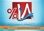 فروش اوراق گواهی سپرده 18 درصدی بانک تجارت