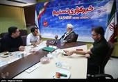 حجتالاسلام مصباحی مقدم از خبرگزاری تسنیم بازدید کرد