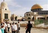 Jewish Settlers Storm Al-Aqsa Mosque Compound under Israeli Police Protection