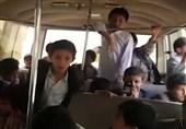 فیلم/ثبت لحظات پیش از جنایت هولناک سعودی در دوربین یکی از دانشآموزان