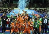 Iran's Mes Sungun Eyes to Defend Title at AFC Futsal Club C'ship