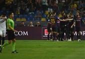 سوپرجام اسپانیا| بارسلونا با درخشش تراشتگن برای سیزدهمین بار قهرمان شد