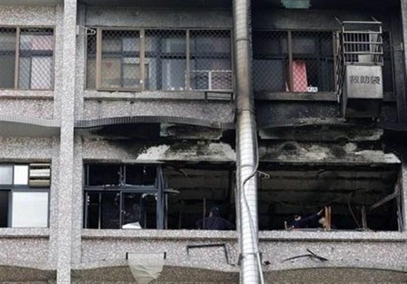 تائیوان؛ اسپتال میں آتشزدگی کے نتیجے میں 9 ہلاک، متعدد زخمی
