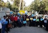 درخواست کارکنان تعاونی شهرستانی سهام عدالت؛ تکلیف ما را مشخص کنید