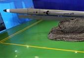 """نسل جدید موشک بالستیک فاتح 110 با نام """"فاتح مبین"""" رونمایی شد"""