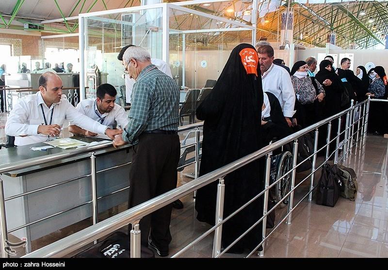 ورود بیش از4000 حاجی ایرانی به مدینه منوره