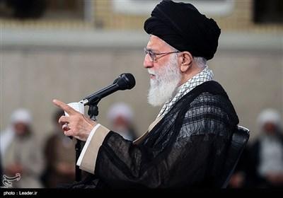 """اصل جمله رهبر انقلاب درباره """"مذاکرات"""" منتشر شد"""