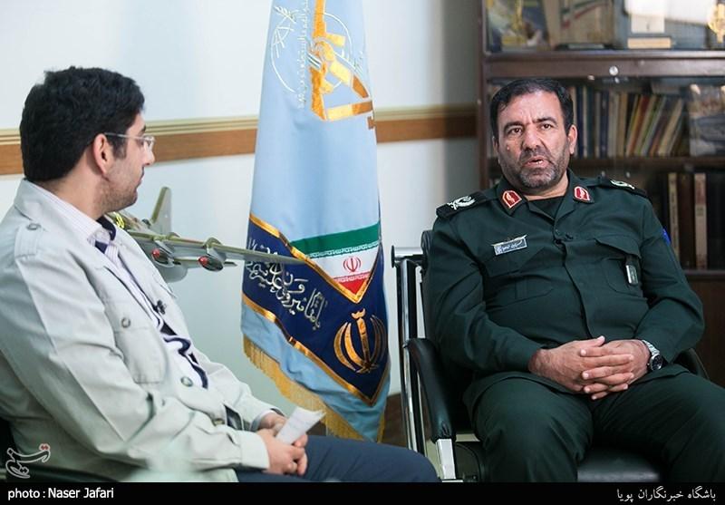 گفت وگو با سردار شمسالدین فرزادیپور فرمانده عملیات هوایی نیروی هوافضای سپاه
