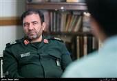 سردار شمسالدین فرزادیپور فرمانده عملیات هوایی نیروی هوافضای سپاه