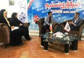رئیس دانشگاه علوم پزشکی استان سمنان از دفتر تسنیم بازدید کرد